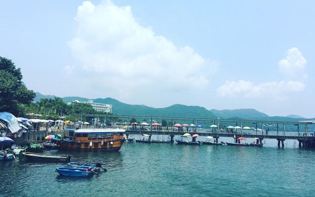 Sai Kung Hoi Pong Square Sai Kung Hong Kong City
