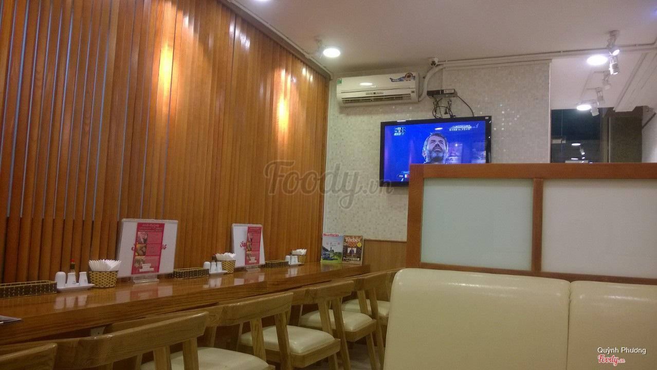 Nhà hàng Nhật Bản_Saturdays Kitchen