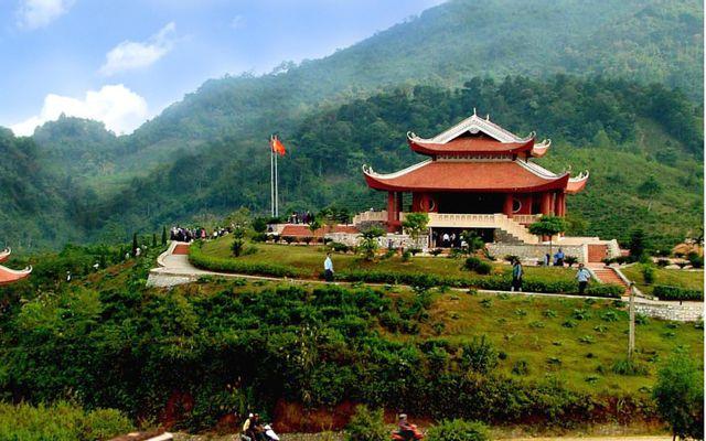 Khu Tưởng Niệm ATK Định Hoá ở Thái Nguyên