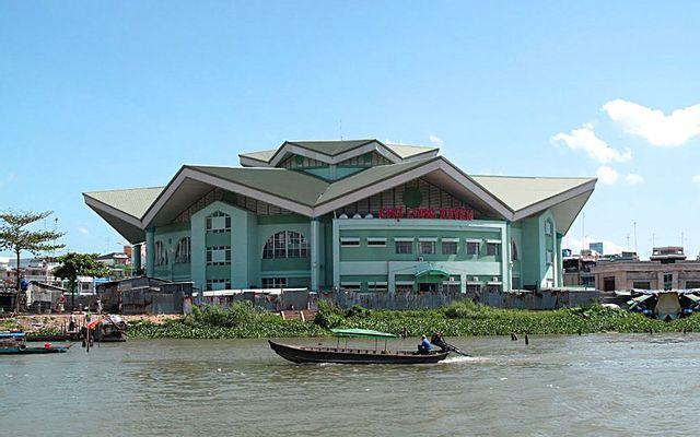 Chợ Long Xuyên ở An Giang