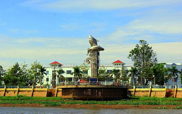Công Viên 30 Tháng 4 ở An Giang