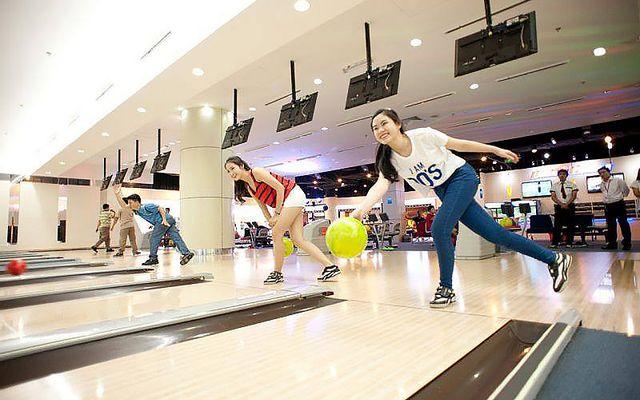 Bowling ở Nghệ An