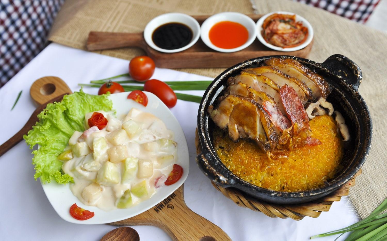 KOMBO - Cơm Niêu Singapore - Hai Bà Trưng