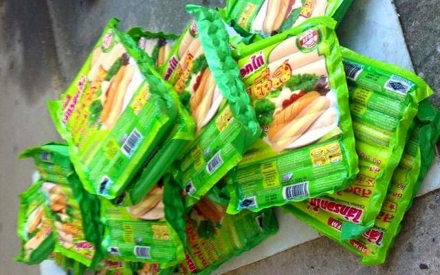 Đồ Ăn Vặt Nhập Khẩu 887 - Shop Online ở Hà Nội