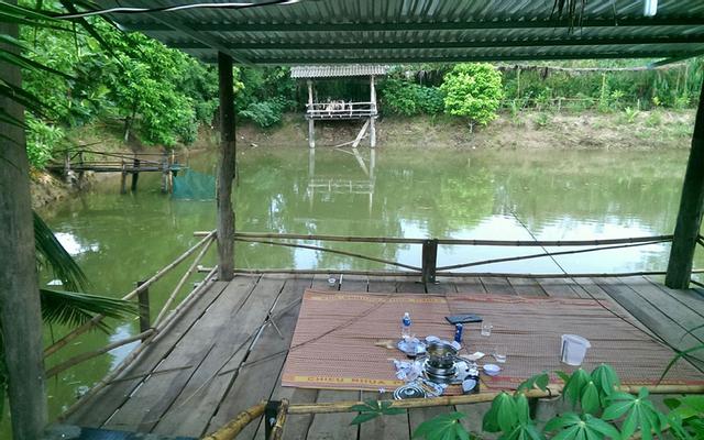 Câu Cá Thư Giãn - Quán Ăn Sân Vườn ở Kon Tum