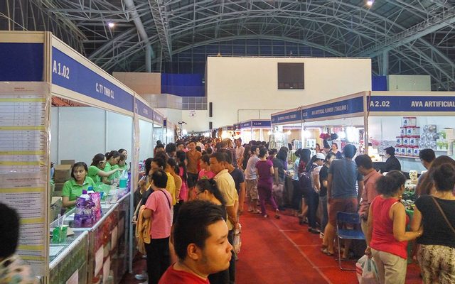 Hội Chợ Thái Lan - Nhà Thi Đấu Nguyễn Du