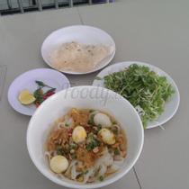 Mì Quảng 3 Anh Em - Nơ Trang Long