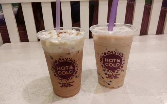 Hot & Cold - Trà Sữa & Xiên Que - Vườn Lài