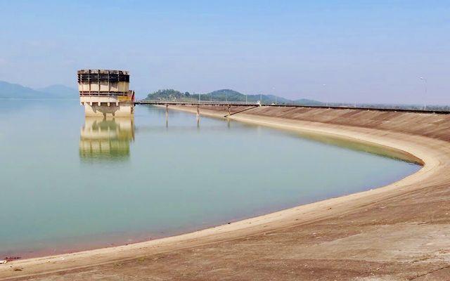 Hồ Kẻ Gỗ ở Hà Tĩnh