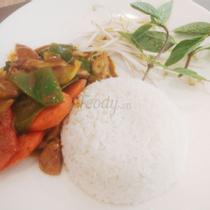 Cơm Gà Da Giòn - Hoàng Văn Thụ