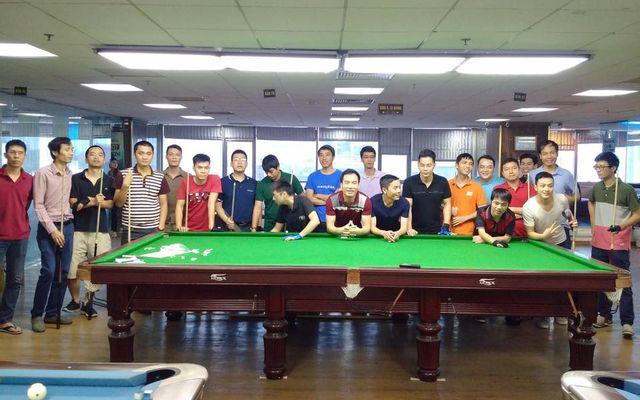 Open Billiards Centre ở Hà Nội