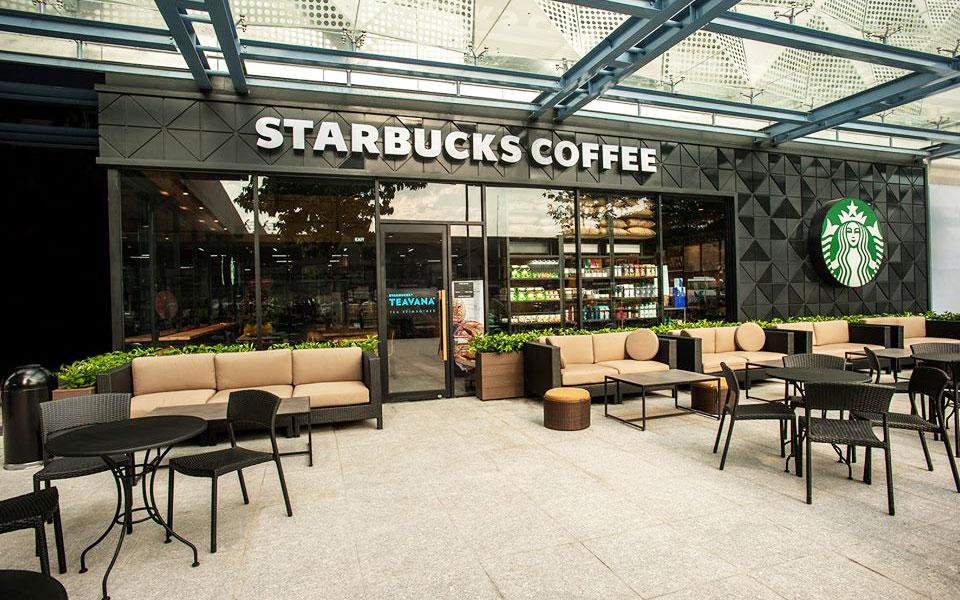 Starbucks Coffee - Tân Sân Nhất Airport