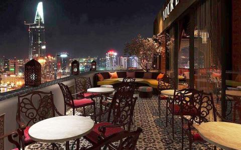 Rooftop places - Quán ở Tầng Thượng