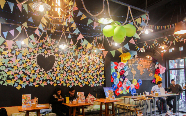 Check In Drink Food & Game - Trường Chinh ở Huế