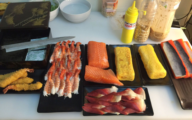 Sushi Plus ở Thái Nguyên