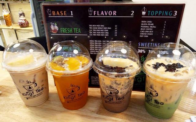 Kingf Tea - Trà Sữa Thảo Mộc - Nguyễn Văn Trỗi ở Lâm Đồng