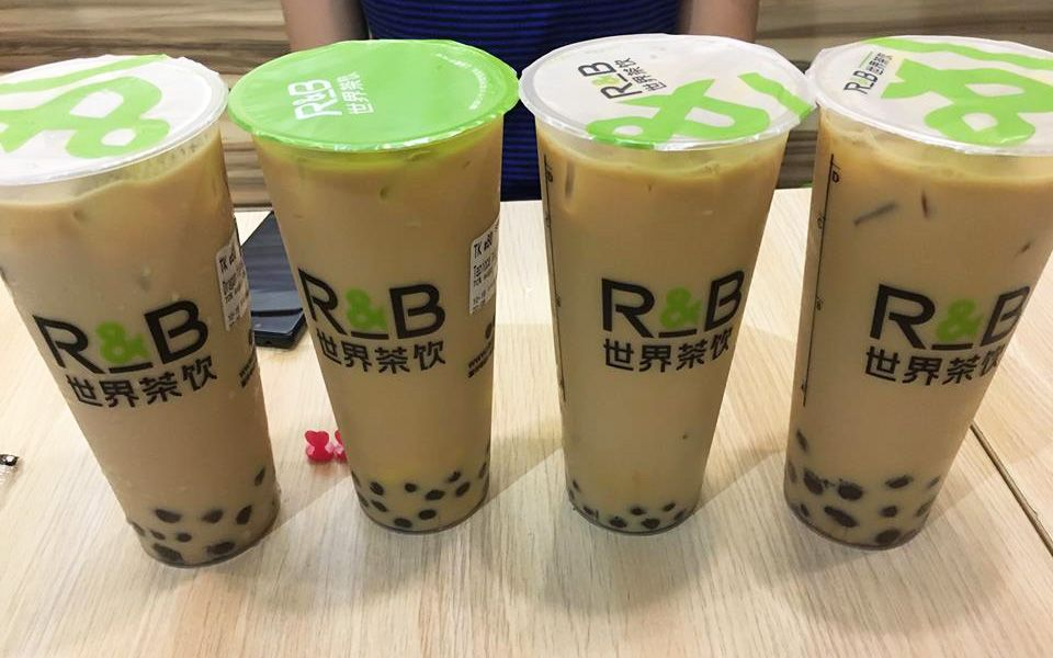Trà Sữa R&B Tea - Sân Bay Tân Sơn Nhất