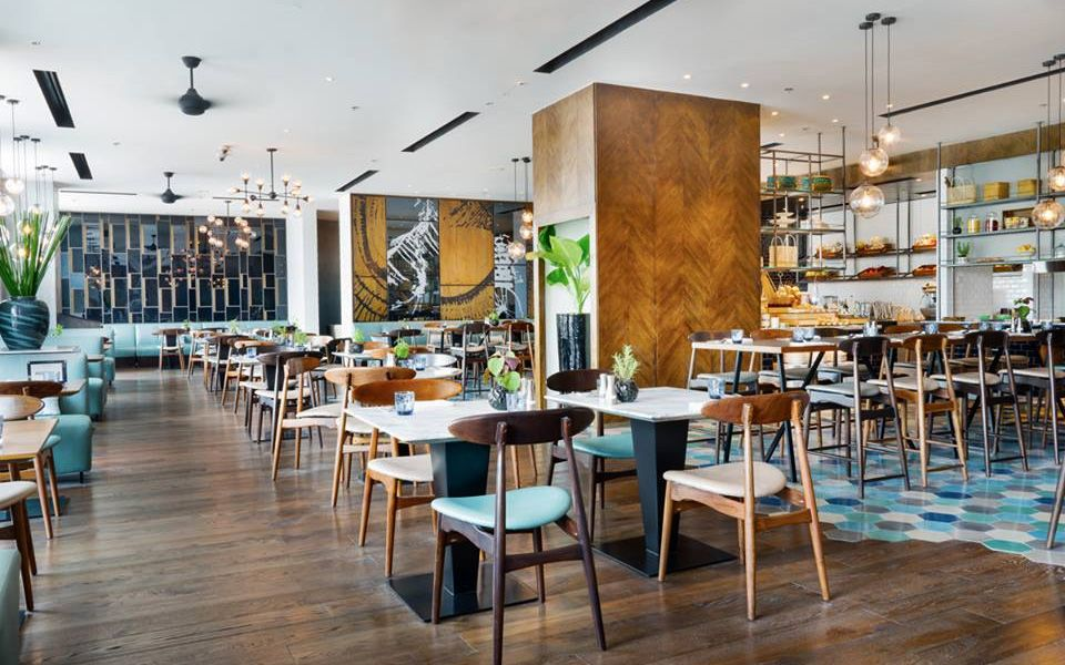 Việt Kitchen Buffet - Renaissance Riverside Hotel