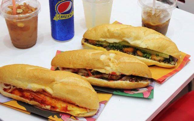 Bánh Mì Minh Nhật - KĐT Bắc Linh Đàm ở Hà Nội