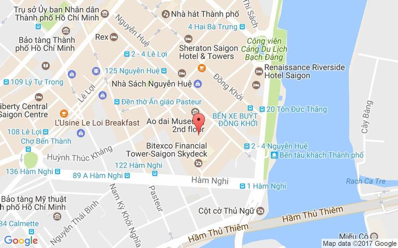 Bản đồ - Kakhu Hotpot - Lẩu Tứ Xuyên Trứ Danh