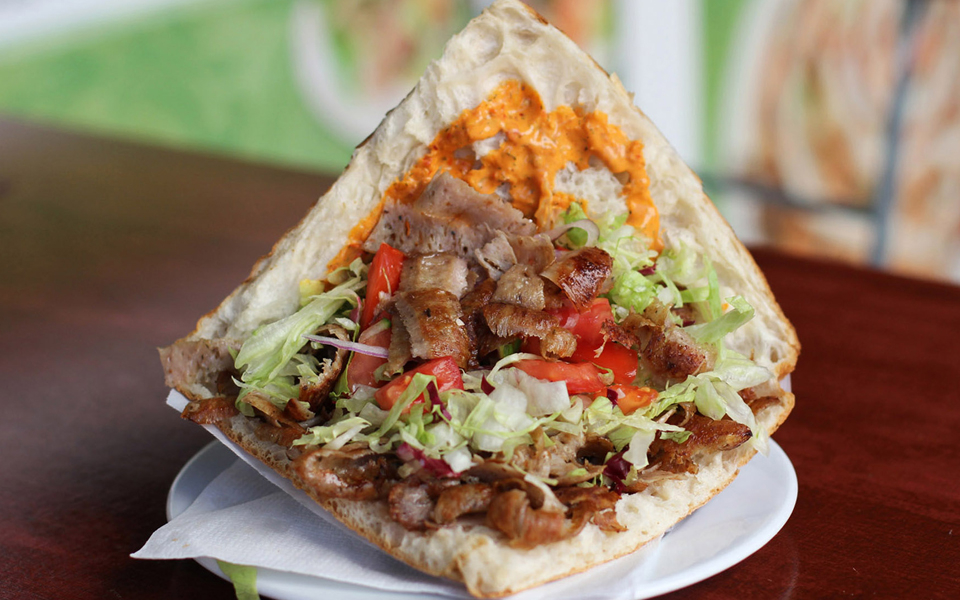 Kim Nghề - Doner Kebab