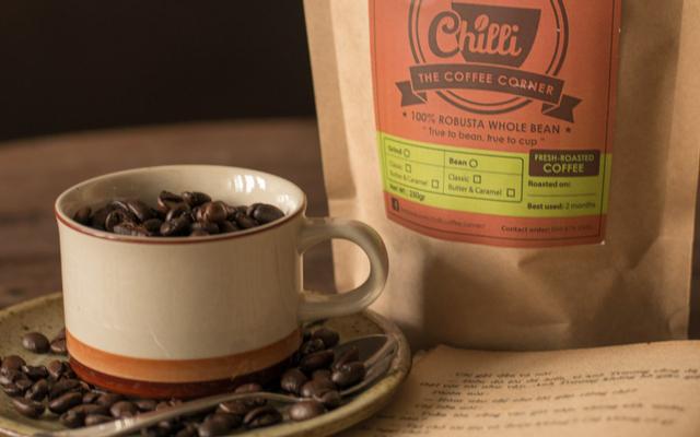 Chilli Coffee Corner - Shop Online