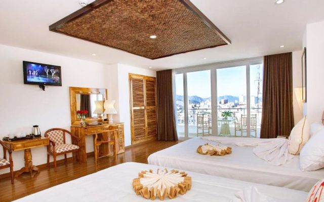 Rex Nha Trang Hotel & Apartment ở Khánh Hoà