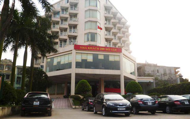 Nhà Khách 299 Bộ Quốc Phòng ở Hà Nội