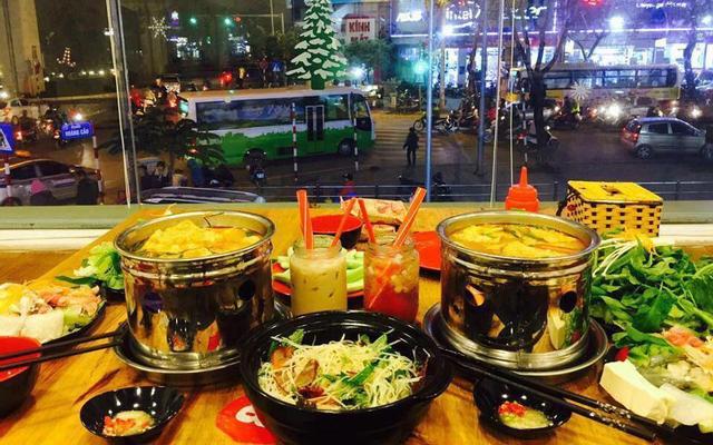 Phố Lẩu 222 - Thái Hà