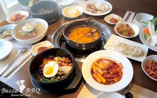 Buzza BBQ - Korean Hot Foods