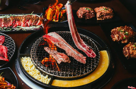 Buzza BBQ - Korean Hot Foods