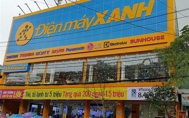 Siêu Thị Điện Máy Xanh - 663 Trần Hưng Đạo ở Bình Định