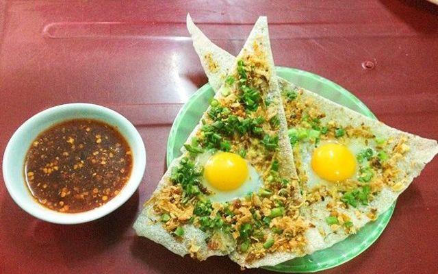 Ăn Vặt Sinh Viên - Bánh Kẹp- Hồ Đắc Di ở Huế
