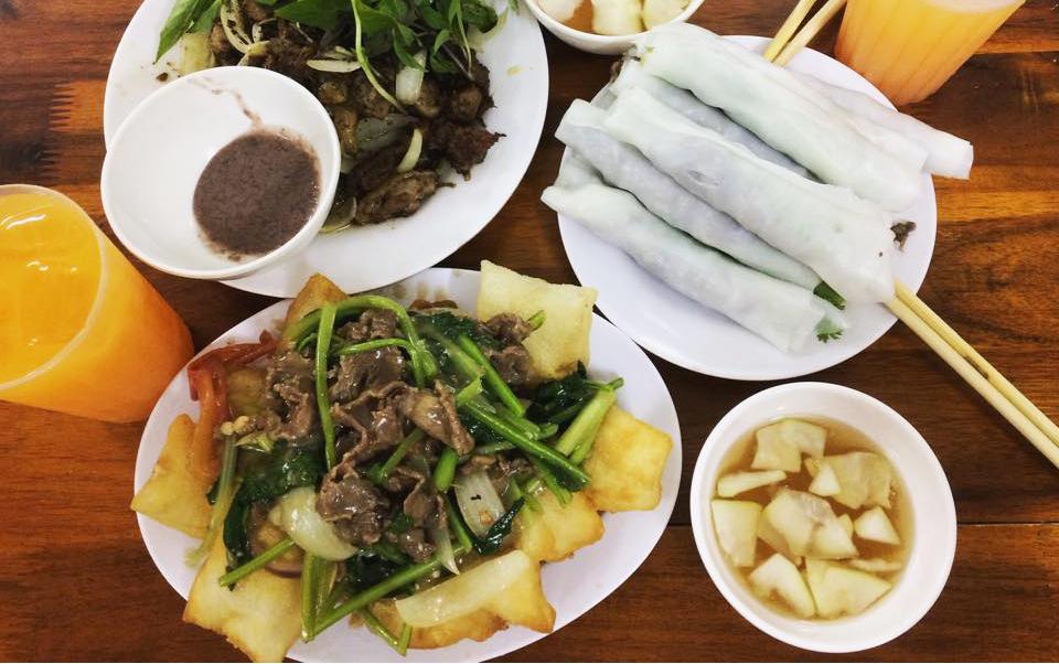Phở Cuốn Hương Mai - Nguyễn Thị Định