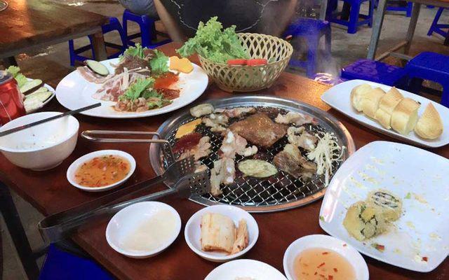 Nướng BBQ Việt ở Hà Nội