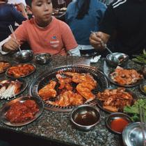 Nướng BBQ Việt