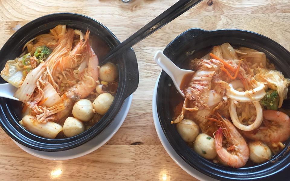 Larva - Mì Cay & Ăn Vặt - Nguyễn Thị Định