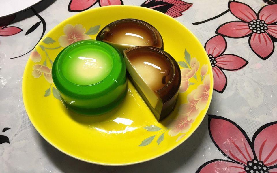 Tina Cake – Bánh Flan Rau Câu