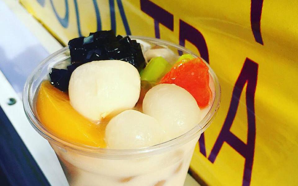 JULY TEA - Trà Đào & Trà Sữa Hong Kong