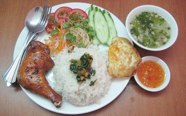 Cơm Gà A Tư - Lê Đình Lý ở Đà Nẵng