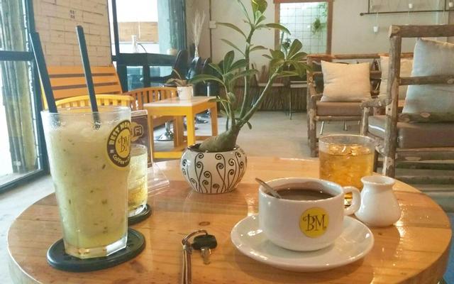 BM Coffee ở Đồng Tháp