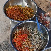 Khu Ẩm Thực Chợ Bà Hoa
