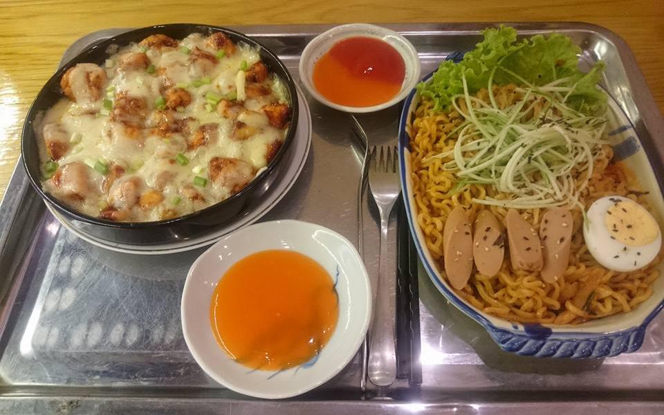 Omija - Mì Cay & Ẩm Thực Hàn Quốc