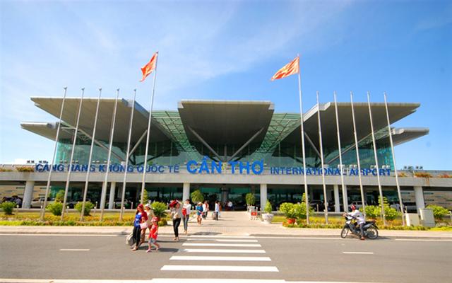Sân Bay Quốc Tế Cần Thơ ở Cần Thơ