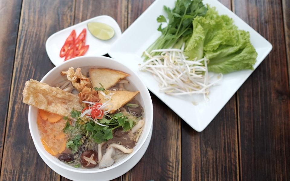 Chay Phù Trúc - Coffee & Vegetarian