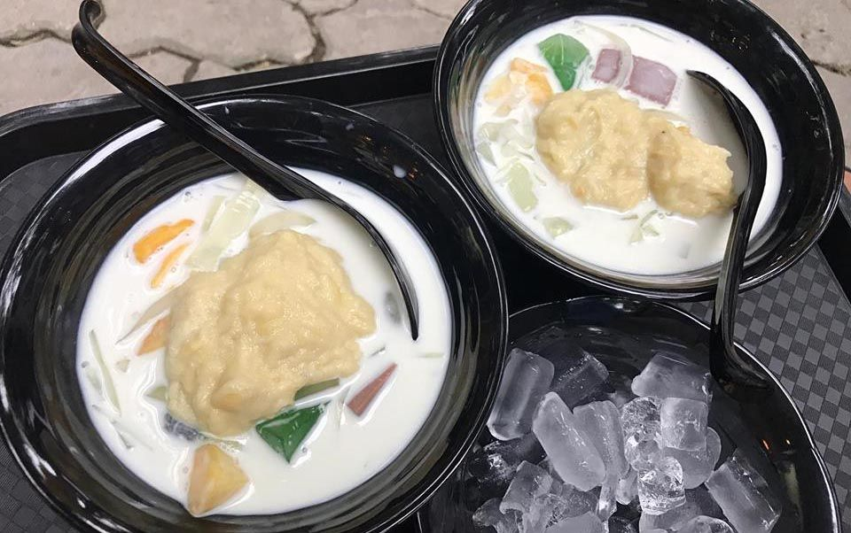 Chè Mẹ Nhím - Chè Sầu Đà Nẵng