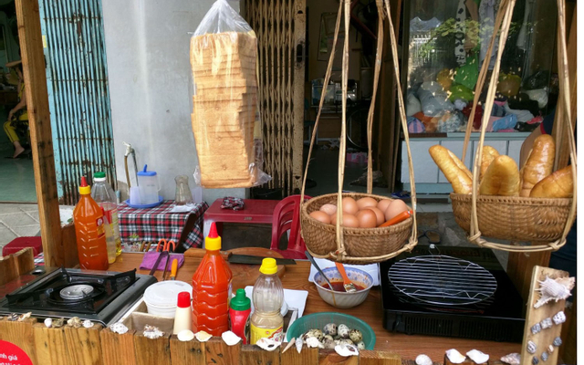 Bánh Mỳ Chấm Xì Trum - 02 Trưng Nhị ở Đà Nẵng