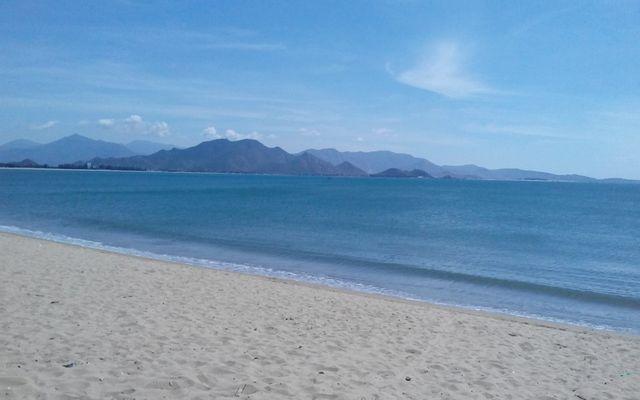 Bãi Biển Bình Sơn ở Ninh Thuận