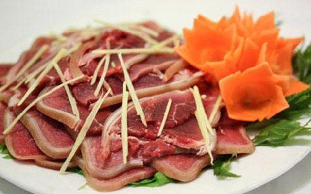 Thịt Dê Thanh Sơn - Quán ăn bình dân ở Phú Thọ