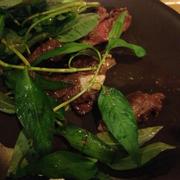 Bò nướng phomai, ăn 1 nửa r mới nhớ chụp hình